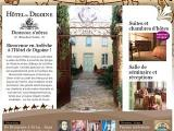hotel particulier de digoine - Salle de mariage - Ardèche (bourg st andeol)