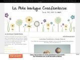 La ptite boutique Créafantaisie -  - Vosges (Fresse sur moselle)