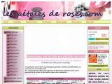 Les pétales de roses - Décoration mariage - Meuse ()