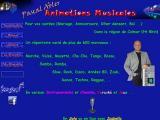 Animation Musicale dans la région de Colmar (68) - Animation DJ Artiste - Haut Rhin (Colmar)