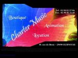 Charter music animation -  - Finistère (brest)