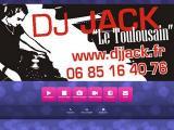dj jack - Animation DJ Artiste - Tarn et Garonne (lavit)