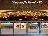 Champagne J.M. Marcoult & Fils - Vin et Champagne - Marne (La Celle Sous Chantemerle)