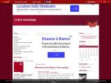 le site de vote mariage -  - Rhône ()