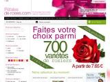 Pétales de roses.com, spécialiste des pétales de roses frais -  - Maine et Loire (DOUE LA FONTAINE)
