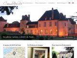 Château de Bois le Roi - Salle de mariage - Yonne (Nailly)