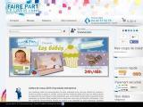 Faire part du web -  - Bouches du Rhône (Trets)