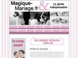 Magique mariage: animation magique pour votre mariage -  - Rhône ()
