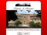 Château de Savenes  -  - Tarn et Garonne (SAVENES)