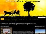 Mariage en calèche  -  - Rhône (Civrieux d'Azergues)