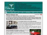 Rent A Classic Car  -  - Alpes Maritimes (Nice)