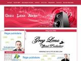 Greg Lena Official Production - Animation DJ Artiste - Eure et Loir (Chartres)