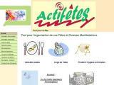 actifetes -  - Indre et Loire (joué lès tours)