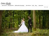 Mariage en Bretagne ou Nord-Pas-de-Calais : cedricnicolle.com -  - Morbihan (La Gacilly)