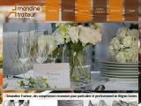 AMANDINE TRAITEUR, receptions, buffets, seminaires -  - Loiret (Artenay)