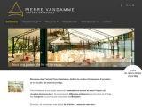 Pierre Vandamme: location de chapiteaux -  - Ain (Wavre/Belgique)