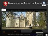Château de TERNAY : Un cadre enchanteur pour une réception de rêve - Salle de mariage - Vienne (Ternay)