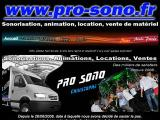 Pro-Sono.fr -  - Somme (Abbeville)