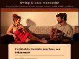 Jazz Manouche - Groupe de musique pour mariage -  - Rhône (Lyon)