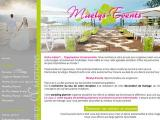 Maelys Events : Creation et organisation d'evenements - wedding planner et salons du mariage - Guadeloupe (BAIE-MAHAULT)