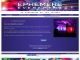 Ephemere Evement -  - Alpes Maritimes (Cannes)