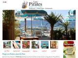 Plage les Pirates location salle -  - Alpes Maritimes (Juan les Pins)