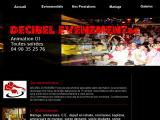 decibel evenement 84, discomobile, vaucluse, animation mariage -  - Vaucluse (valreas)