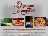 domaine de la fougeraie -  - Indre et Loire (saint paterne racan)