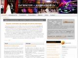 Animation Dj Macon 71 - Animation DJ Artiste - Saône et Loire (Macon)