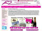 decoration mariage -  - Bouches du Rhône (la penne sur huveaune)