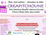 creapitchoune - Faire-part - Aude (NARBONNE)