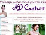 AD Couture - Robe de Mariée - Loire Atlantique (Pontchâteau)