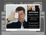 Anthony Magicien - Animation DJ Artiste - Haut Rhin (Saint-Louis)
