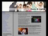 MUSIC & LIGHTS -  - Puy de Dôme (LOUBEYRAT)