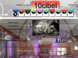 10cibel - Animation DJ Artiste - Aube (laubressel)