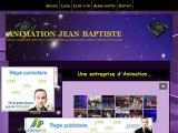 Jean Baptiste Animation -  - Morbihan (LA TRINITE SUR MER)