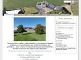 Manoir des Loges - Salle de mariage - Mayenne (Ambrières-les-Vall&eacu)