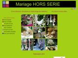 Mariage hors série -  - Cher (culan)