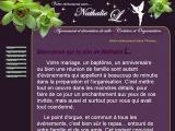 Nathalie L .Evénement -  - Yonne (Cheny)