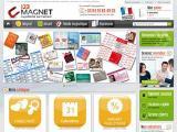 Faire part de mariage magnet -  - Bouches du Rhône (Marseille)