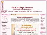 Salle mariage Réunion -  - Reunion (Saint Paul)