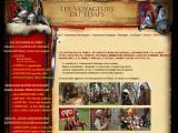 Les Voyageurs du Temps Animation Historique de Mariage -  - Isère (Vienne)