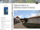 Château Méric -  - Gironde (La Brède)