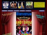 andy show folies - Animation DJ Artiste - Morbihan (lanester)