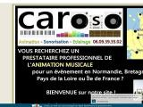 CAROSO ANIMATION - Animation DJ Artiste - Mayenne (EVRON)