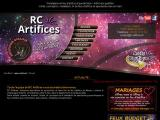 RC Artifices - Animation DJ Artiste - Meuse (Bar-le-Duc)