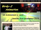Birdy-J Animation - Animation DJ Artiste - Côtes d Armor (SAINT BRIEUC)