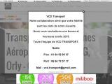Transport de personnes -  - Seine et Marne (les Ecrennes)