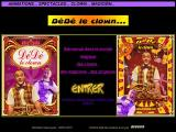 DéDé le clown - Animation DJ Artiste - Mayenne (Chateau Gontier)