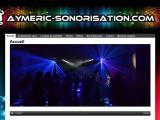 Aymeric SONORISATION -  - Rhône (Lyon)
